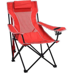 Oversized Camping Chair Heavy Duty 500 Lbs Fo 171 Cool