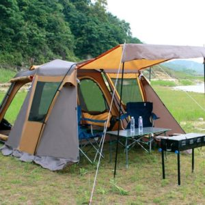 2015 new 1 bedroom 1 living room 5-8 person au2026 & Canopies and Shelters « Product categories « Cool Camping Gear