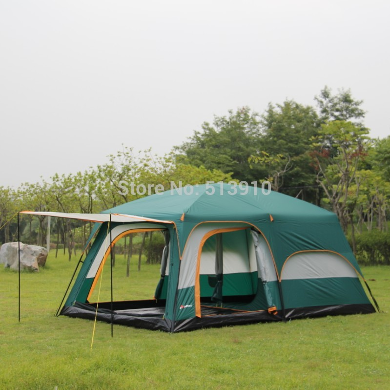 & Ultralarge 6 10 12 double layer outdoor 2liviu2026 « Cool Camping Gear
