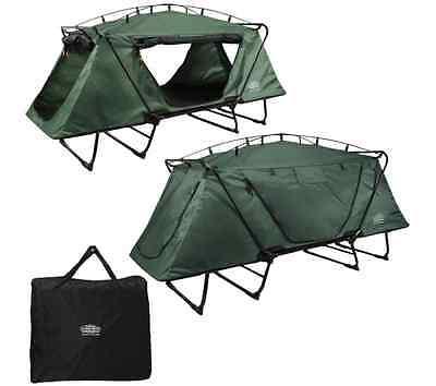 Oversized Tent Cot Kamp Rite Green Outdoor Ca 171 Cool